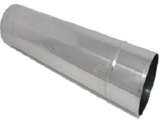 Caurule 1000mm,diametrs 120mm